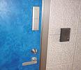 マイロックを賃貸物件のドアに設置した例
