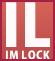 アイエムロックのロゴ